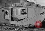 Image of Mark VIII tank testing Bridgeport Connecticut USA, 1918, second 12 stock footage video 65675048447