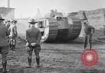 Image of WW1 era Mark VIII tank testing Bridgeport Connecticut USA, 1918, second 3 stock footage video 65675048448