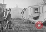 Image of WW1 era Mark VIII tank testing Bridgeport Connecticut USA, 1918, second 6 stock footage video 65675048448