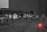 Image of Red Cross Canteen Services rail road car United States USA, 1918, second 2 stock footage video 65675048460