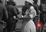 Image of Red Cross Canteen Services rail road car United States USA, 1918, second 10 stock footage video 65675048460