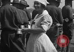 Image of Red Cross Canteen Services rail road car United States USA, 1918, second 11 stock footage video 65675048460