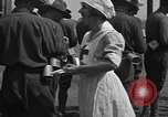 Image of Red Cross Canteen Services rail road car United States USA, 1918, second 12 stock footage video 65675048460