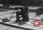 Image of fabricating steel plates for use in ships Italy, 1918, second 10 stock footage video 65675048473