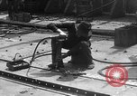 Image of fabricating steel plates for use in ships Italy, 1918, second 11 stock footage video 65675048473