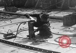 Image of fabricating steel plates for use in ships Italy, 1918, second 12 stock footage video 65675048473