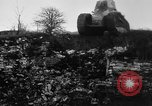 Image of United States Renault tank France, 1918, second 6 stock footage video 65675048479