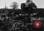 Image of United States Renault tank France, 1918, second 7 stock footage video 65675048479