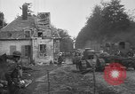 Image of American infantrymen with French tanks France, 1918, second 2 stock footage video 65675048484