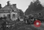 Image of American infantrymen with French tanks France, 1918, second 4 stock footage video 65675048484