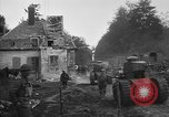 Image of American infantrymen with French tanks France, 1918, second 7 stock footage video 65675048484