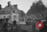 Image of American infantrymen with French tanks France, 1918, second 11 stock footage video 65675048484