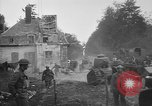 Image of American infantrymen with French tanks France, 1918, second 12 stock footage video 65675048484