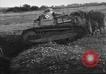 Image of French Renault FT tank France, 1918, second 5 stock footage video 65675048487