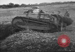 Image of French Renault FT tank France, 1918, second 6 stock footage video 65675048487