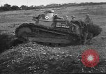 Image of French Renault FT tank France, 1918, second 7 stock footage video 65675048487