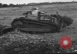 Image of French Renault FT tank France, 1918, second 8 stock footage video 65675048487