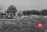 Image of Allied tank France, 1918, second 9 stock footage video 65675048488