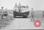 Image of French Saint-Chamond tank France, 1918, second 4 stock footage video 65675048489