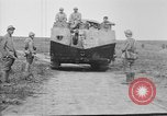 Image of French Saint-Chamond tank France, 1918, second 6 stock footage video 65675048489