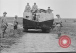 Image of French Saint-Chamond tank France, 1918, second 7 stock footage video 65675048489