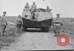 Image of French Saint-Chamond tank France, 1918, second 8 stock footage video 65675048489