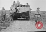 Image of French Saint-Chamond tank France, 1918, second 11 stock footage video 65675048489