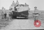 Image of French Saint-Chamond tank France, 1918, second 12 stock footage video 65675048489