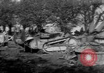 Image of Renault FT Tanks France, 1918, second 8 stock footage video 65675048490