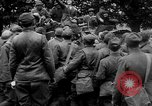 Image of American soldiers France, 1918, second 9 stock footage video 65675048493