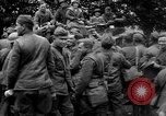 Image of American soldiers France, 1918, second 10 stock footage video 65675048493