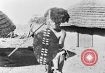 Image of African tribesmen Africa, 1931, second 8 stock footage video 65675048507