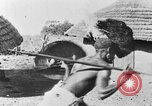 Image of African tribesmen Africa, 1931, second 9 stock footage video 65675048507