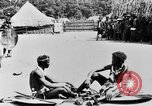 Image of practice of polygamy Africa, 1931, second 11 stock footage video 65675048508