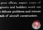 Image of aeronautical engineers United States USA, 1917, second 1 stock footage video 65675048523