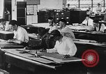Image of aeronautical engineers United States USA, 1917, second 10 stock footage video 65675048523