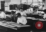 Image of aeronautical engineers United States USA, 1917, second 12 stock footage video 65675048523
