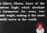 Image of Liberty motor United States USA, 1917, second 1 stock footage video 65675048531