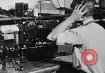 Image of aircraft communication equipment United States USA, 1917, second 5 stock footage video 65675048532