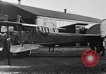 Image of Vought plane United States USA, 1917, second 2 stock footage video 65675048542