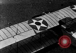 Image of Curtiss JN 4D aircraft United States USA, 1917, second 1 stock footage video 65675048543