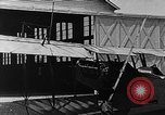 Image of Curtiss JN 4D aircraft United States USA, 1917, second 9 stock footage video 65675048543