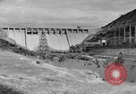 Image of hydro electric plant Spain, 1956, second 1 stock footage video 65675048551