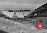 Image of hydro electric plant Spain, 1956, second 2 stock footage video 65675048551
