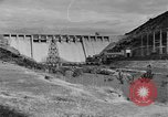 Image of hydro electric plant Spain, 1956, second 4 stock footage video 65675048551