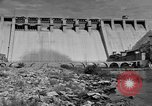 Image of hydro electric plant Spain, 1956, second 8 stock footage video 65675048551