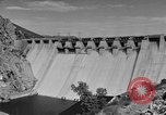 Image of hydro electric plant Spain, 1956, second 11 stock footage video 65675048551