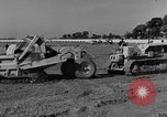 Image of caterpillar vehicle Spain, 1956, second 8 stock footage video 65675048552