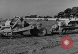 Image of caterpillar vehicle Spain, 1956, second 9 stock footage video 65675048552