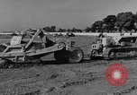 Image of caterpillar vehicle Spain, 1956, second 10 stock footage video 65675048552